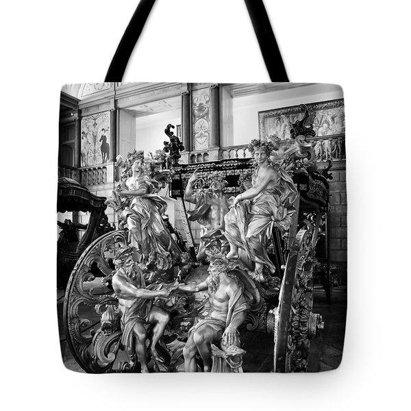 Luxury Luxury Luxury Tote Bag by Jose Elias - Sofia Pereira