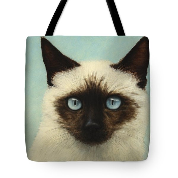 Machka Tote Bag by James W Johnson