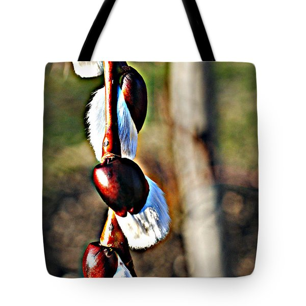 Macro Hdr Tote Bag by Frozen in Time Fine Art Photography