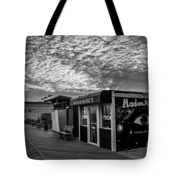 Madam Marie's Tote Bag by David Rucker