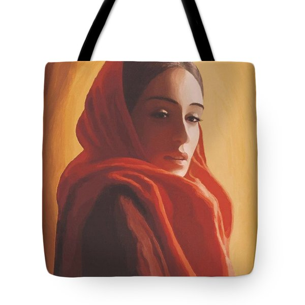 Maeror Tote Bag by SophiaArt Gallery
