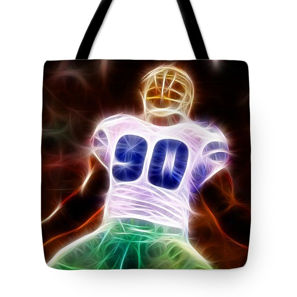 Magical Jay Ratliff Tote Bag by Paul Van Scott