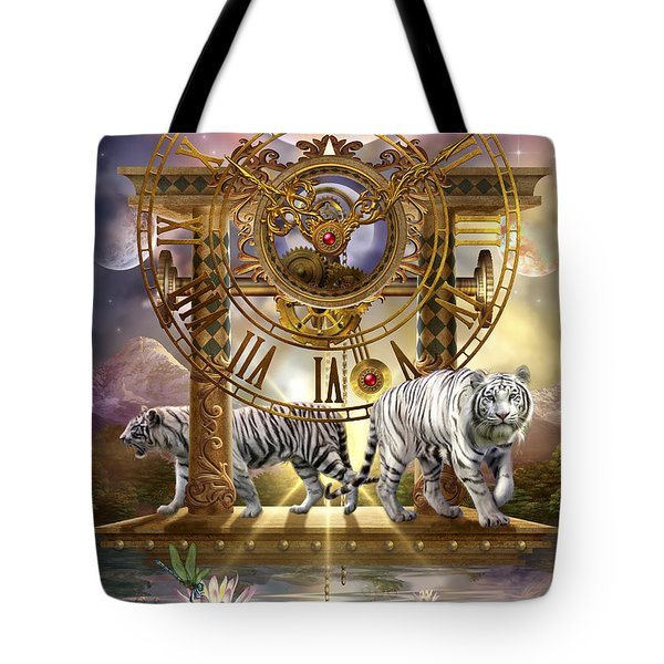Magical Moment In Time Tote Bag by Ciro Marchetti