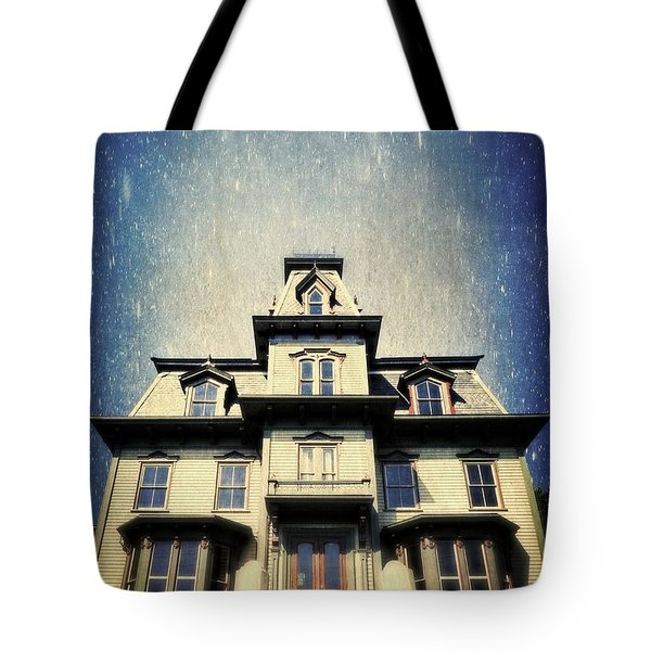 Magical Victorian Wonder Tote Bag by Edward Fielding