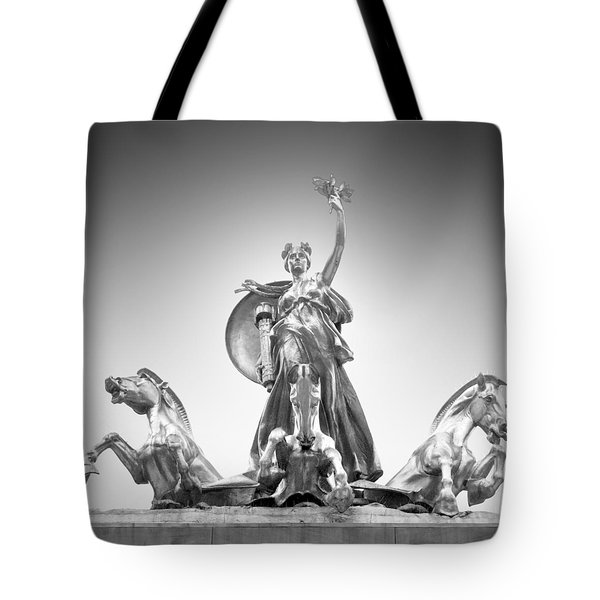 Maine Monument Tote Bag by Mike McGlothlen