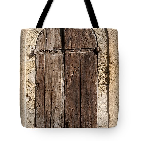 Maison Tote Bag by Bob Phillips