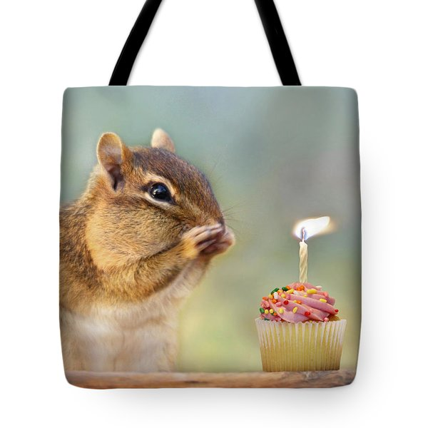 Make A Wish Tote Bag by Lori Deiter
