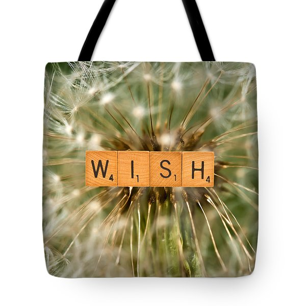 Make A Wish Tote Bag by  Onyonet  Photo Studios
