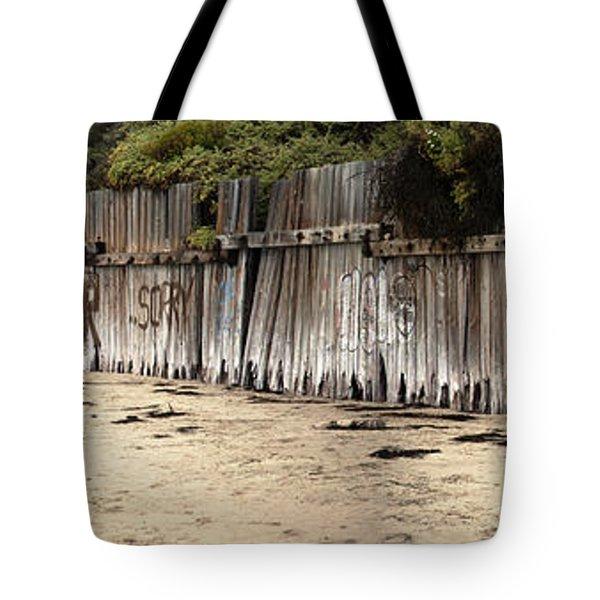 Make Art Not War Tote Bag by Amanda Barcon