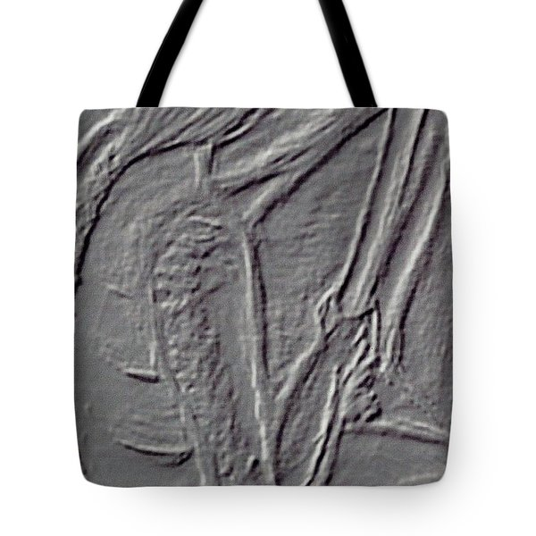 Male Life Figure Tote Bag by M and L Creations