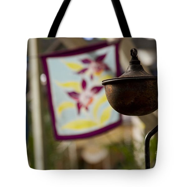 Maliko Tote Bag by Sharon Mau