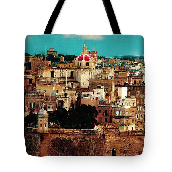 Malta Tote Bag by Christo Christov