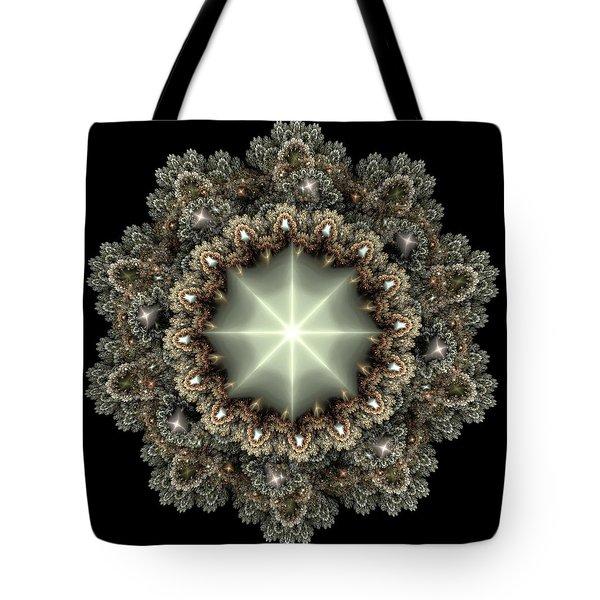 Mandala Tote Bag by Svetlana Nikolova