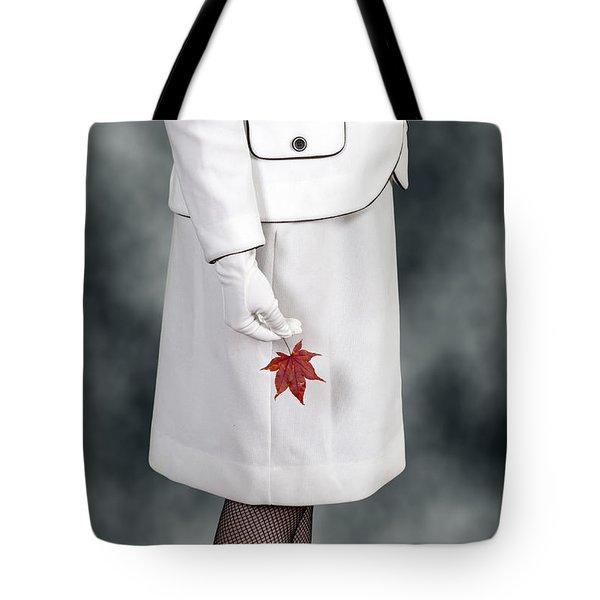 Maple Leaf Tote Bag by Joana Kruse