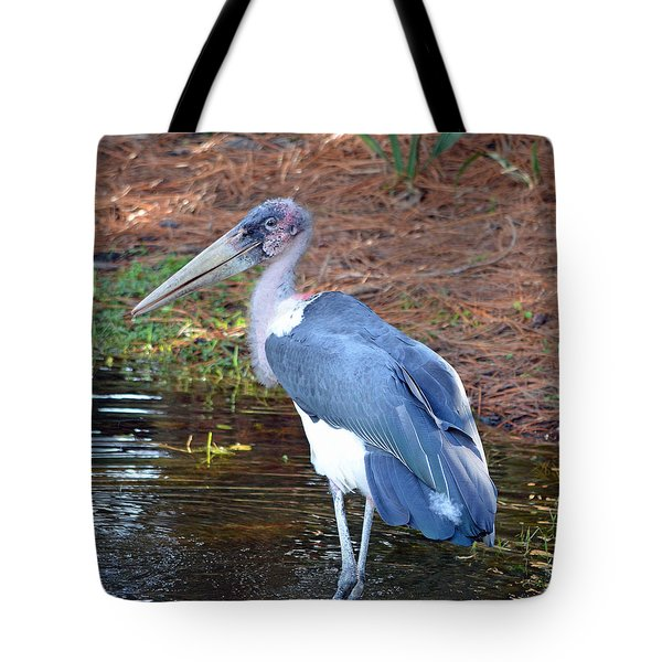 Marabou 2 Tote Bag by Richard Bryce and Family