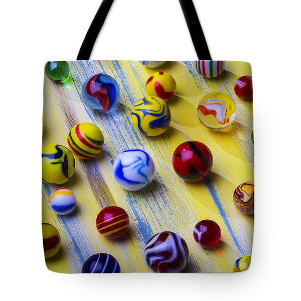 Marble Still Life Tote Bag by Garry Gay