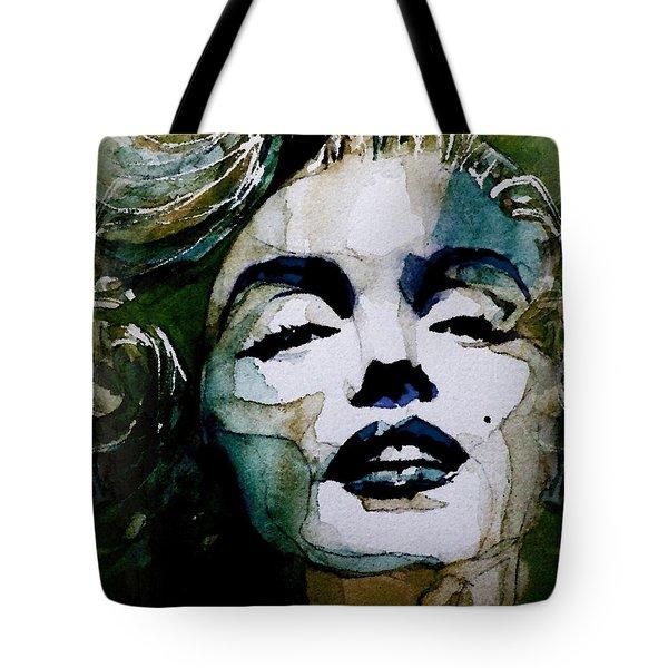 Marilyn No10 Tote Bag by Paul Lovering