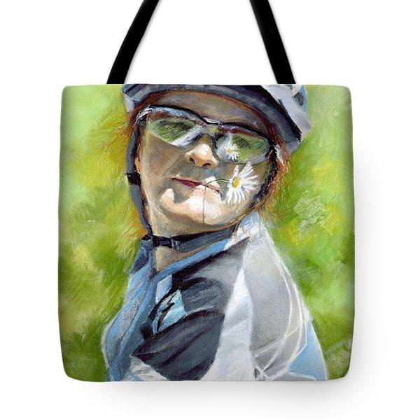 Marina Tote Bag by Yuriy Shevchuk