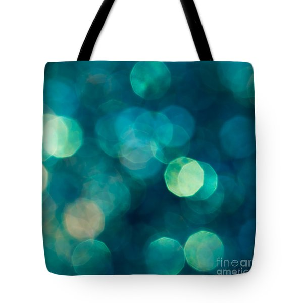 Marine Dream Tote Bag by Jan Bickerton