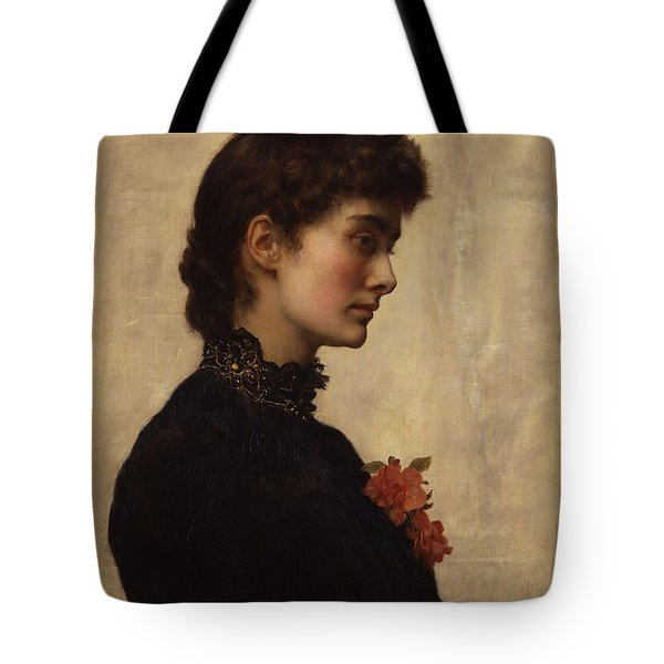 Marion Collier Tote Bag by John Collier