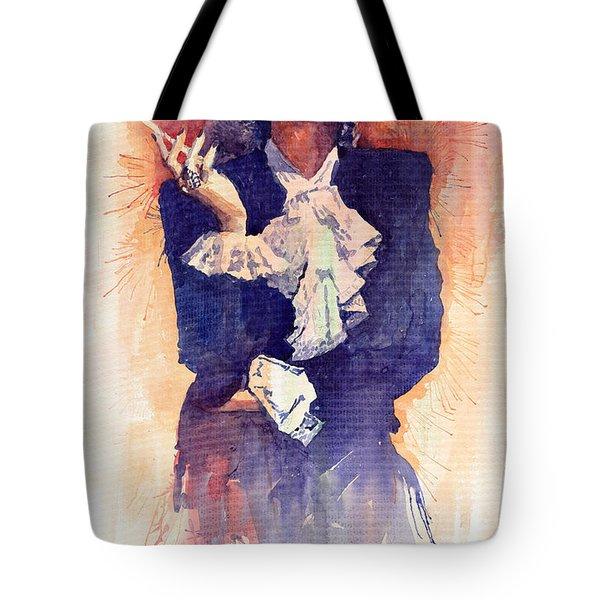 Marlen Dietrich  Tote Bag by Yuriy  Shevchuk