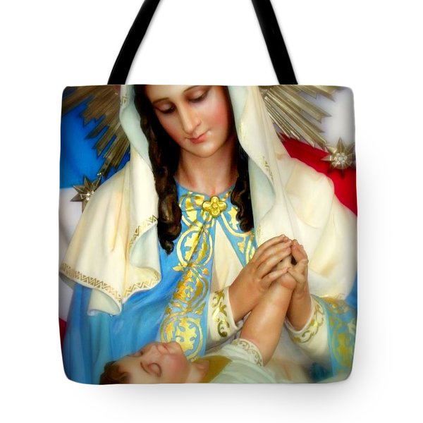 MARY Tote Bag by KAREN WILES