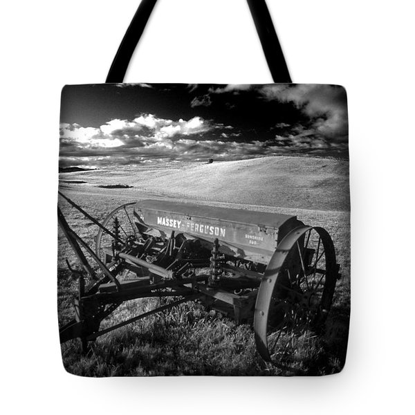 Massey Fergusen Tote Bag by Sean Davey