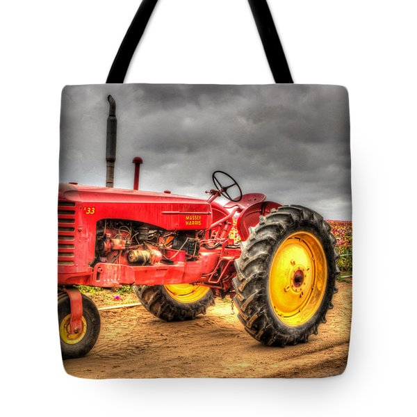 Massey Tote Bag by Heidi Smith