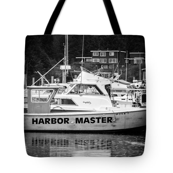 Master of the Harbor Tote Bag by Melinda Ledsome