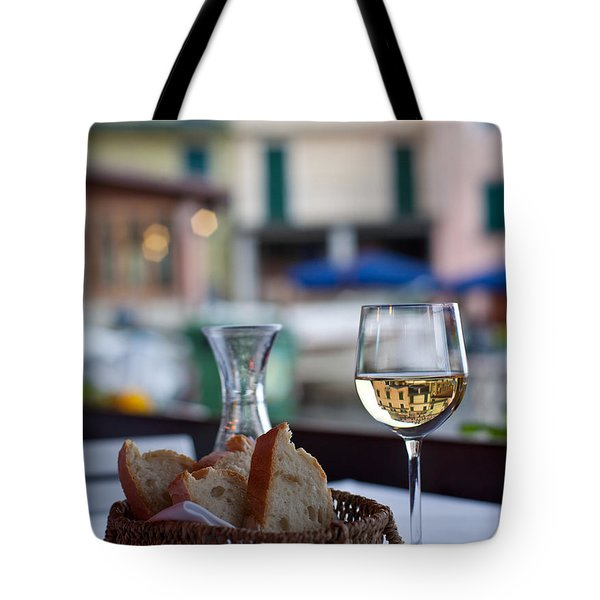 Mastering the Art of Living Well Tote Bag by Mike Reid