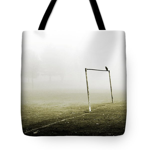 Match Abandoned Tote Bag by Mark Rogan