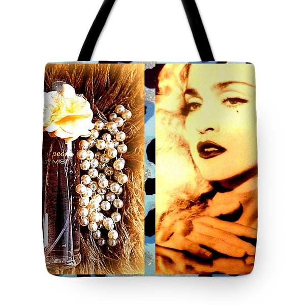 Material Girl Tote Bag by The Creative Minds Art and Photography