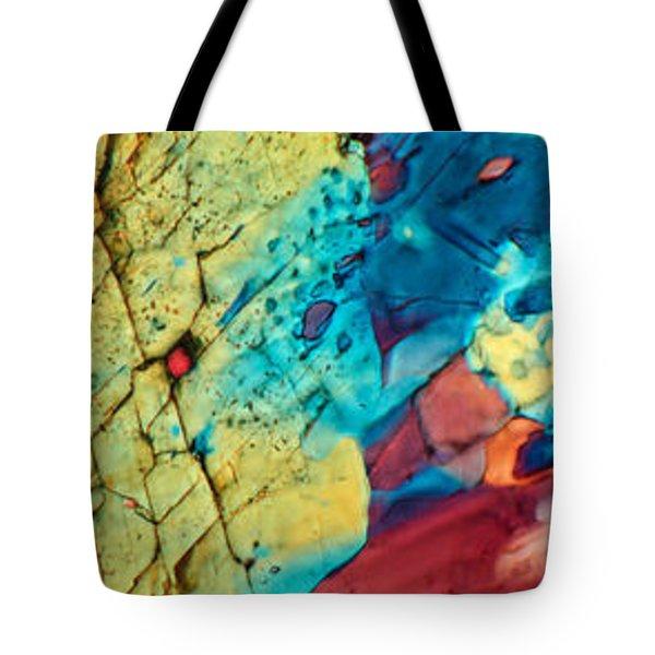 Matterhorn Tote Bag by Tom Phillips