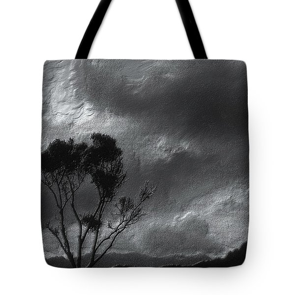 Maui MountainTop Tote Bag by Jeff Breiman