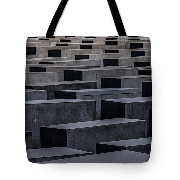 Mausoleum Tote Bag by Patrizio Cipollini