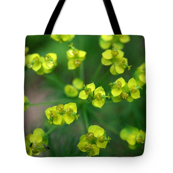 May Explosion Tote Bag by Neal  Eslinger