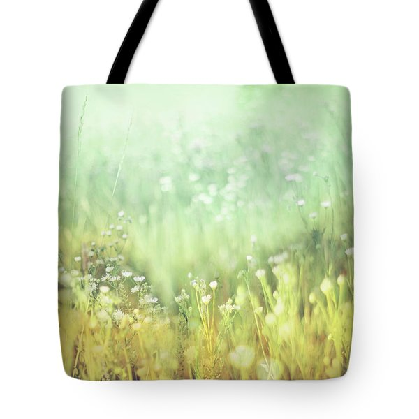 Meadowland Tote Bag by Amy Tyler