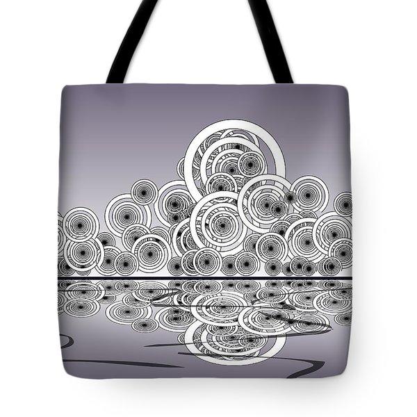 Mechanical Spirits Tote Bag by Anastasiya Malakhova