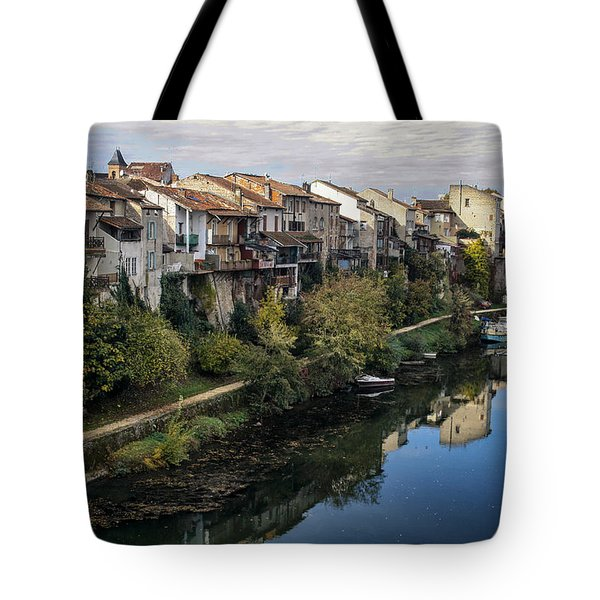Medieval Musings Tote Bag by Nomad Art And  Design