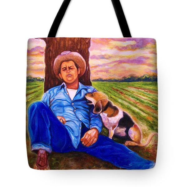 Meditation Tote Bag by Emery Franklin