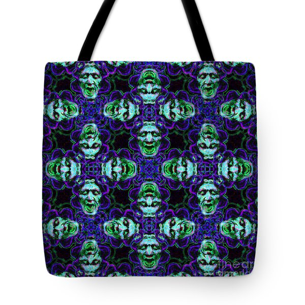 Medusa Abstract 20130131p138 Tote Bag by Wingsdomain Art and Photography