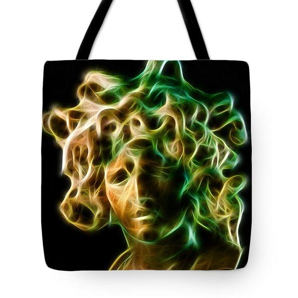 Medusa Tote Bag by Taylan Soyturk