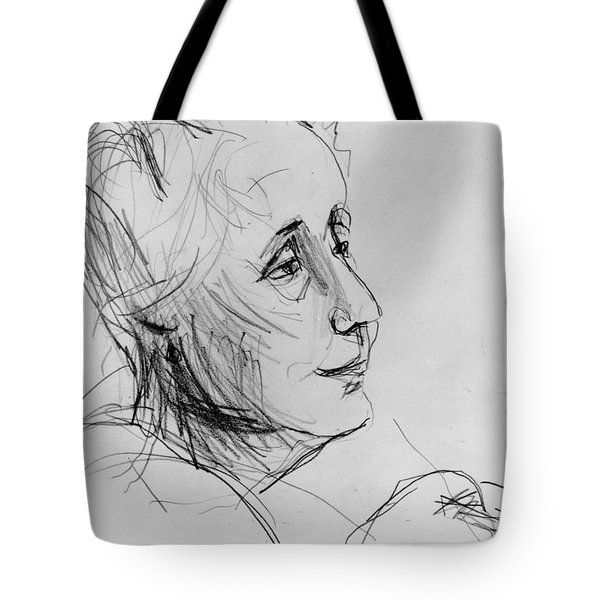 Melanie Klein Tote Bag by Granger