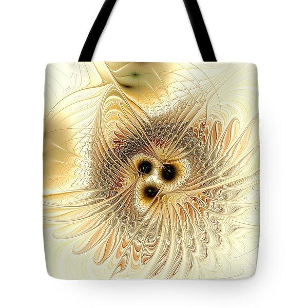 Meld Tote Bag by Anastasiya Malakhova