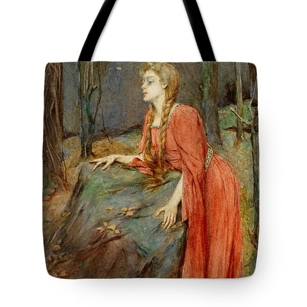 Melisande Tote Bag by Henry Meynell Rheam