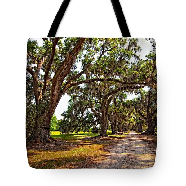 Memory Lane Tote Bag by Steve Harrington