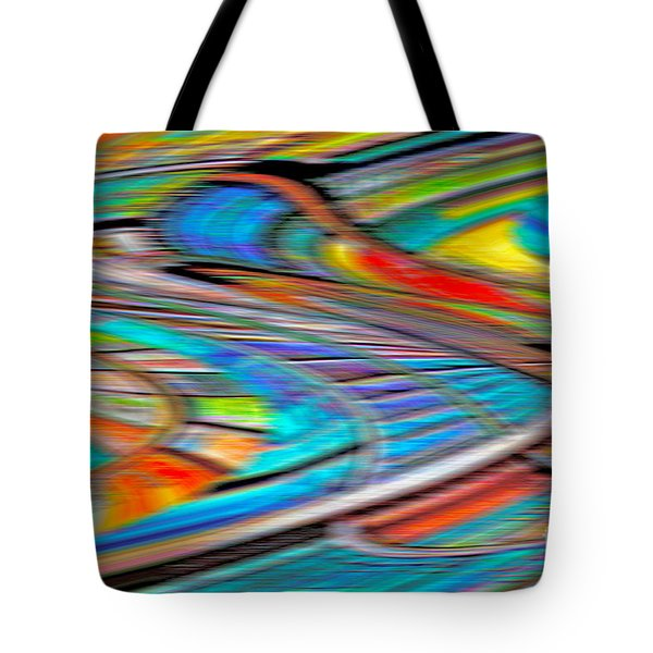 Mental Bets Tote Bag by Gwyn Newcombe