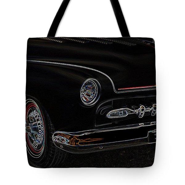 Mercury Glow Tote Bag by Steve McKinzie
