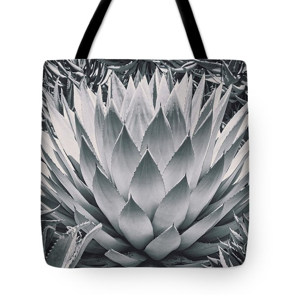Mescal Agave Tote Bag by Kelley King
