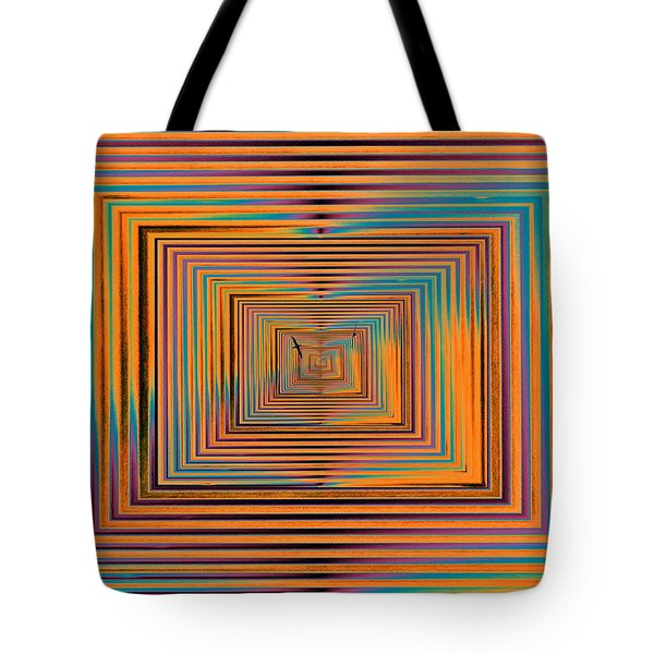 Mesmer Realized Tote Bag by Tim Allen